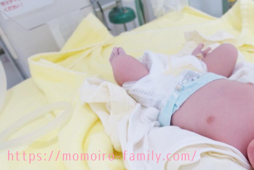 出産レポブログ2〜陣痛開始から誕生〜 2017年9月初産(妊娠38週2日・自然分娩)